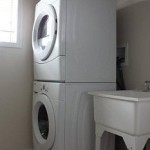 Each unit has Laundry Facilities
